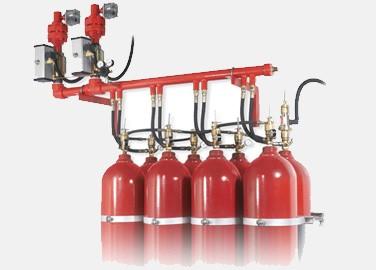 fm 200 gazlı yangın söndürme sistemleri