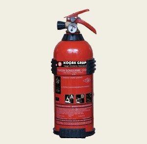 yangın tüpü 1 kg