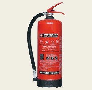 yangın tüpü 8 kg