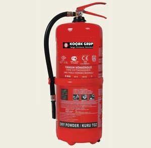 yangın tüpü 12 kg